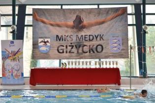 X Wiosenne Zawody Pływackie o   Puchar Burmistrza Miasta Giżycka