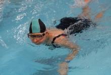 """""""Sportowa rywalizacja""""  VI Regionalny Mityng Pływacki Olimpiad Specjalnych 2015"""
