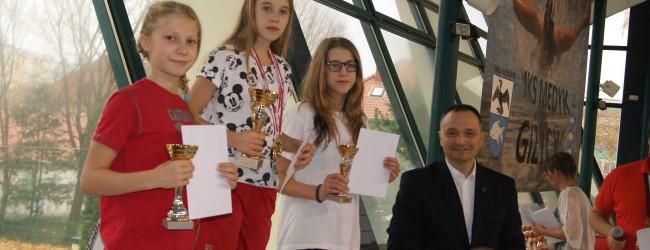 Fotorelacja z zawodów pływackich o Puchar Burmistrza Miasta Giżycka